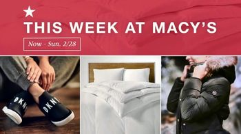 Macy's TV Spot, 'This Week: Coats, Shoes and Bedding' - Thumbnail 2