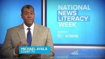 The News Literacy Project TV Spot, 'Nutrition Label: Michael Ayala'