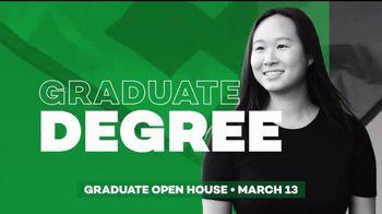 Eastern Michigan University TV Spot, 'Knowledge Is Power: 2021 Graduate Open House' - Thumbnail 1