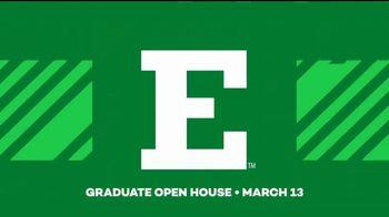 Eastern Michigan University TV Spot, 'Knowledge Is Power: 2021 Graduate Open House' - Thumbnail 2