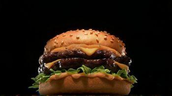 Carl's Jr. Big Carl & Really Big Carl TV Spot, 'Burger Wolf' - Thumbnail 1