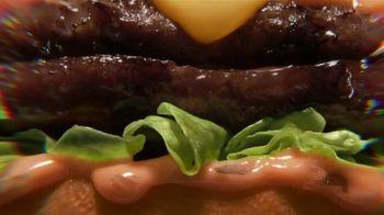 Carl's Jr. Big Carl & Really Big Carl TV Spot, 'Burger Wolf' - Thumbnail 2