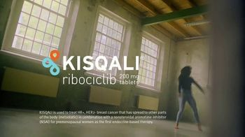 KISQALI TV Spot, 'What Does It Mean To Be a Thriver?'