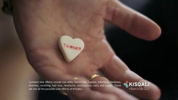 KISQALI TV Spot, 'What Does It Mean To Be a Thriver?' - Thumbnail 6