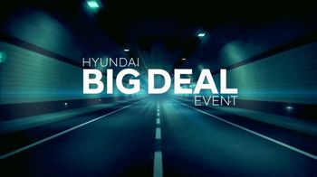 Hyundai Big Deal Event TV Spot, 'Pretty Big Deal' [T2] - Thumbnail 1