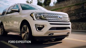 Ford Built for Everyone Sales Event TV Spot, 'Vehicles for the People' Song by Eric Starczan [T2] - Thumbnail 1