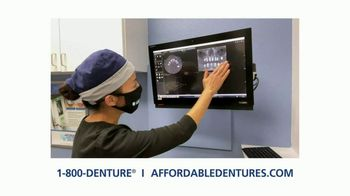 Affordable Dentures TV Spot, 'Go Ahead and Smile With New Dental Implants' - Thumbnail 7
