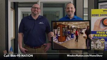 Window Nation Virtual Home Show Extravaganza TV Spot, 'Buy Two, Get Two Free'