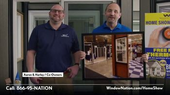 Window Nation Virtual Home Show Extravaganza TV Spot, 'Buy Two, Get Two Free' - Thumbnail 2