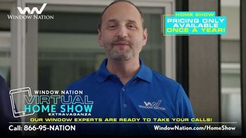 Window Nation Virtual Home Show Extravaganza TV Spot, 'Buy Two, Get Two Free' - Thumbnail 3