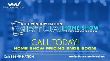 Window Nation Virtual Home Show Extravaganza TV Spot, 'Buy Two, Get Two Free' - Thumbnail 8