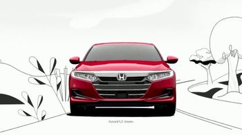 2021 Honda Accord TV Spot, 'Accord Versus the Competition' [T2]