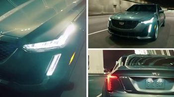 Cadillac TV Spot, 'Brighten Your Drive: New Year' Song by DJ Shadow, Run the Jewels [T2] - Thumbnail 2