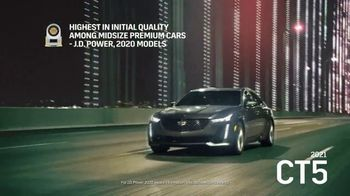 Cadillac TV Spot, 'Brighten Your Drive: New Year' Song by DJ Shadow, Run the Jewels [T2] - Thumbnail 4
