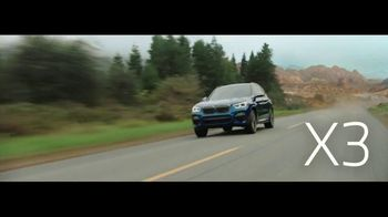 BMW TV Spot, 'There's an X for That' Song by NOISY [T2] - Thumbnail 6