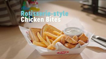 Dairy Queen Rotisserie-style Chicken Bites TV Spot, 'Tender Love'