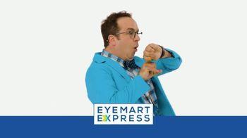 Eyemart Express TV Spot, 'Start to Finish: Two Pairs' - Thumbnail 2