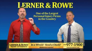 Lerner and Rowe Injury Attorneys TV Spot, 'Hype Man' Featuring Flava Flav - Thumbnail 2