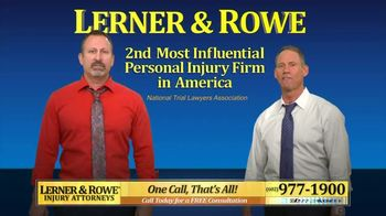 Lerner and Rowe Injury Attorneys TV Spot, 'Hype Man' Featuring Flava Flav - Thumbnail 4