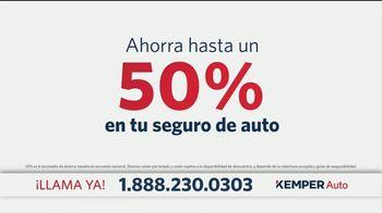 Kemper Insurance TV Spot, 'Tiempos difíciles' [Spanish] - Thumbnail 4