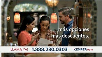 Kemper Insurance TV Spot, 'Tiempos difíciles' [Spanish] - Thumbnail 5