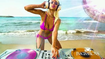 Fascinations TV Spot, 'Pool Party' Song by Rubycon Sunset