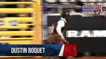 The American Rodeo TV Spot, 'Star Power: Top Bull Riders of 2020' - Thumbnail 5