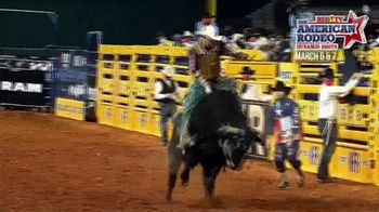 The American Rodeo TV Spot, 'Star Power: Top Bull Riders of 2020' - Thumbnail 8