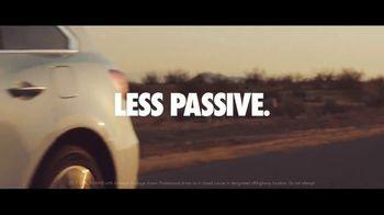 Acura Presidents Day Event TV Spot, 'Less Passive, More Aggressive' [T2] - Thumbnail 2