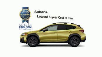 Subaru TV Spot, 'Proven Value' [T2] - Thumbnail 3