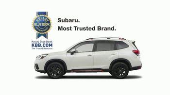 Subaru TV Spot, 'Proven Value' [T2] - Thumbnail 4