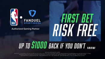 FanDuel Sportsbook TV Spot, 'NBA: No Better Place' - Thumbnail 8
