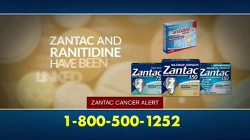 Negligence Network TV Spot, 'Alert: Zantac & Ranitidine Lawsuit' - Thumbnail 4