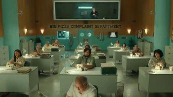 Little Caesars Pizza Pretzel Crust TV Spot, 'Complaint Department' - Thumbnail 2
