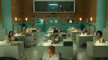 Little Caesars Pizza Pretzel Crust TV Spot, 'Complaint Department' - Thumbnail 8