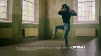 KISQALI TV Spot, 'More Time' - Thumbnail 4