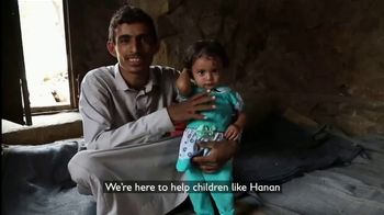 Save the Children TV Spot, 'Holidays: You Can Make Change for Children Like Hanan'