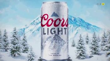 Coors Light TV Spot, 'Right From Your Fridge' Song by Berry Lipman Singers - Thumbnail 1