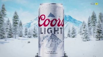 Coors Light TV Spot, 'Right From Your Fridge' Song by Berry Lipman Singers - Thumbnail 2
