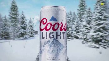 Coors Light TV Spot, 'Right From Your Fridge' Song by Berry Lipman Singers - Thumbnail 3