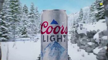 Coors Light TV Spot, 'Right From Your Fridge' Song by Berry Lipman Singers - Thumbnail 5
