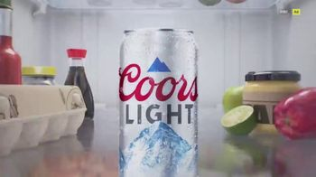 Coors Light TV Spot, 'Right From Your Fridge' Song by Berry Lipman Singers - Thumbnail 7