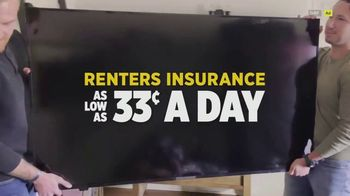 USAA Renters Insurance TV Spot, 'Made for the Stuff You Love' - Thumbnail 6