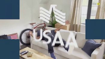 USAA Renters Insurance TV Spot, 'Made for the Stuff You Love' - Thumbnail 8
