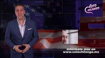 Vote Chilango TV Spot, 'Corazón Chilango' con Marco Antonio Regil [Spanish]