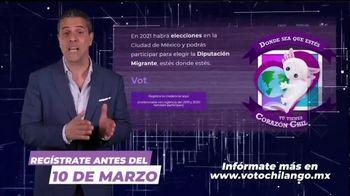 Vote Chilango TV Spot, 'Corazón Chilango' con Marco Antonio Regil [Spanish] - Thumbnail 5