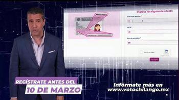 Vote Chilango TV Spot, 'Corazón Chilango' con Marco Antonio Regil [Spanish] - Thumbnail 6