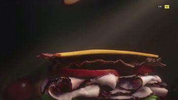 Cracker Barrel Cheese Black Ribbon Slices TV Spot, 'Bold' - Thumbnail 9