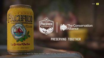 Cerveza Pacifico TV Spot, 'Preserving Outdoor Adventure' - Thumbnail 7