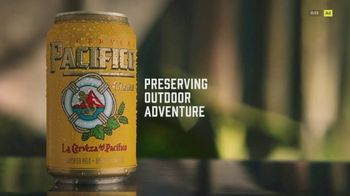 Cerveza Pacifico TV Spot, 'Preserving Outdoor Adventure' - Thumbnail 2